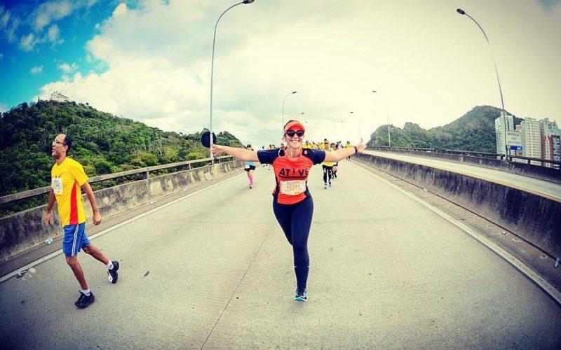 Regiani correu a Garoto pela primeira vez em 2017