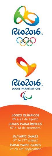 Olimpíadas Rio 2016: Começa o cadastro para a compra de ingressos
