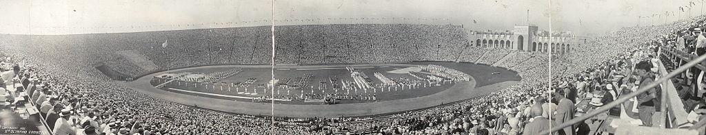 Estádio Olímpico de Los Angeles