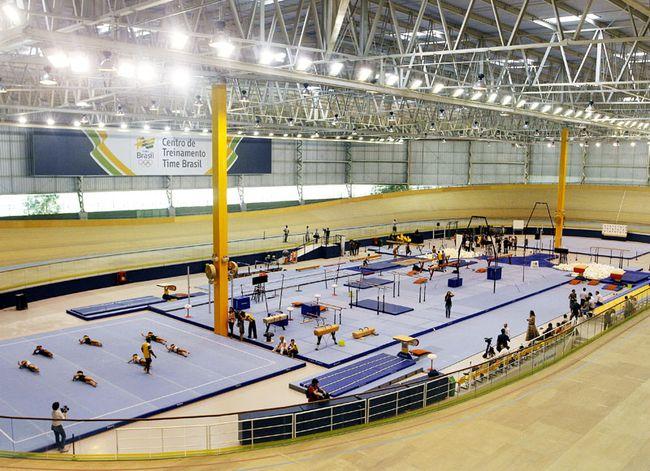 Brasil vai sediar etapa da Copa do Mundo de Ginástica Artística ...