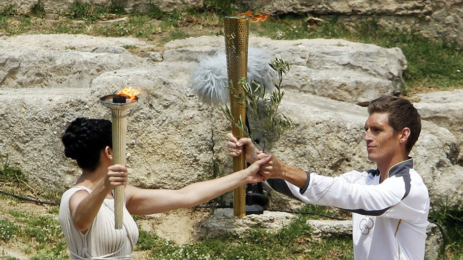 Curiosidades olímpicas: conheça a história da tocha olímpica ...