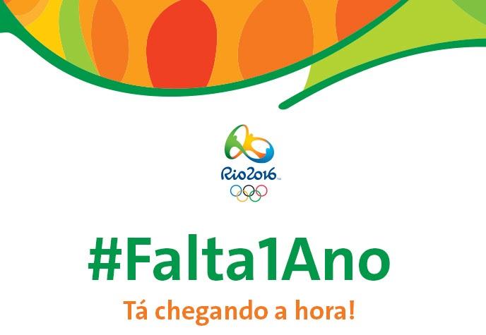 Um ano para os Jogos Olímpicos - Louca por Esportes