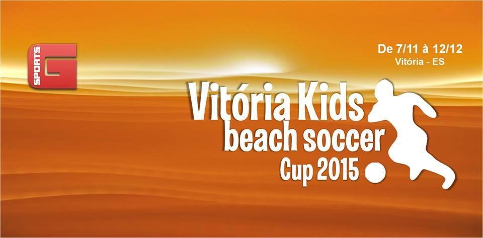 Vitória Kids Beach Soccer Cup: competição promove o esporte e ...