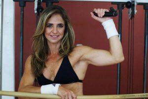 Valesca Rocha, do Powerlifting , é uma das contempladas com o Bolsa Atleta Internacional. (Foto: Reprodução Facebook)