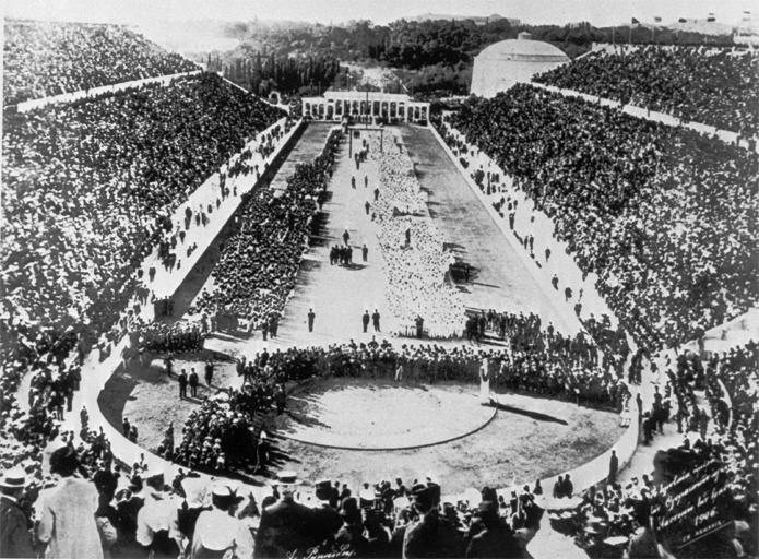 Primeiros Jogos Olímpicos da era moderna completam 120 anos ...