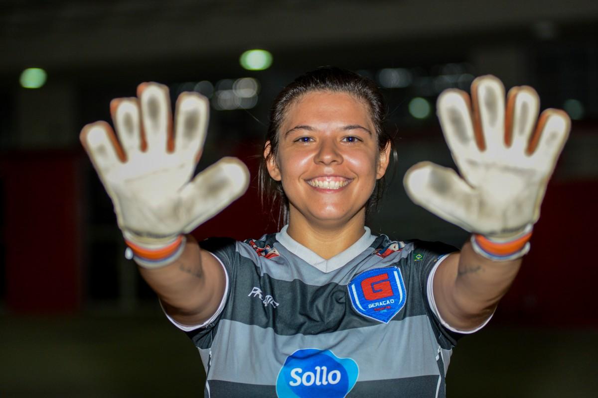 Geração e Vila Nova disputam final do Circuito Feminino de Futebol de Areia