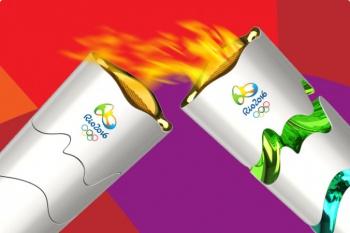 Vitória realiza evento-teste para a passagem da tocha olímpica na ...