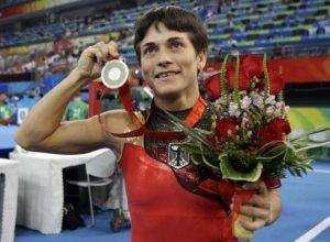 Prata em Pequim 2008,