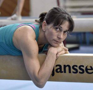 Oksana  está às vésperas de sua 7ª Olimpíada