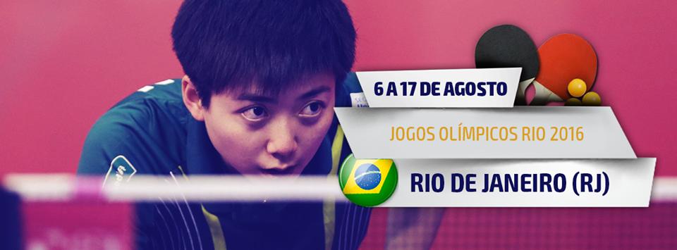 Jogos Olímpicos: Seleção Brasileira de tênis de mesa inicia último ...