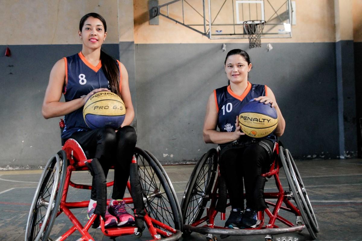 Lei Horácio Carlos Rosa beneficia paratletas do basquete