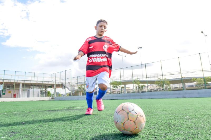 Jogador de Futebol no Tancredão