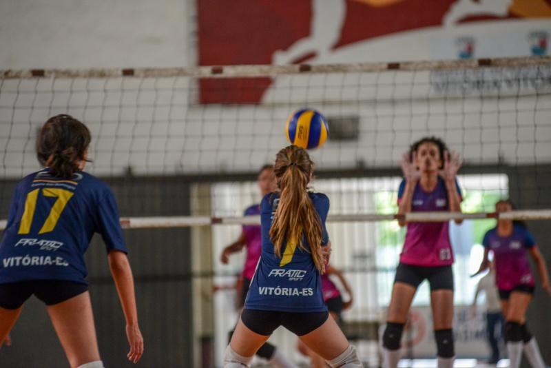 Jogos Escolares de Vitória: confira os resultados dos jogos da rodada de terça