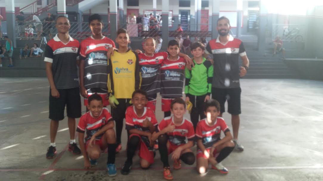 Confira os confrontos da 3ª rodada do 5º Campeonato Serrano de Escolas de Futsal