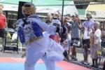 Esportes na Praça Taekwondo