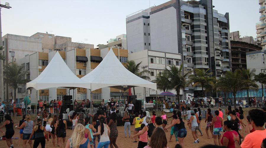 Vila Velha: programação esportiva e cultural até fevereiro