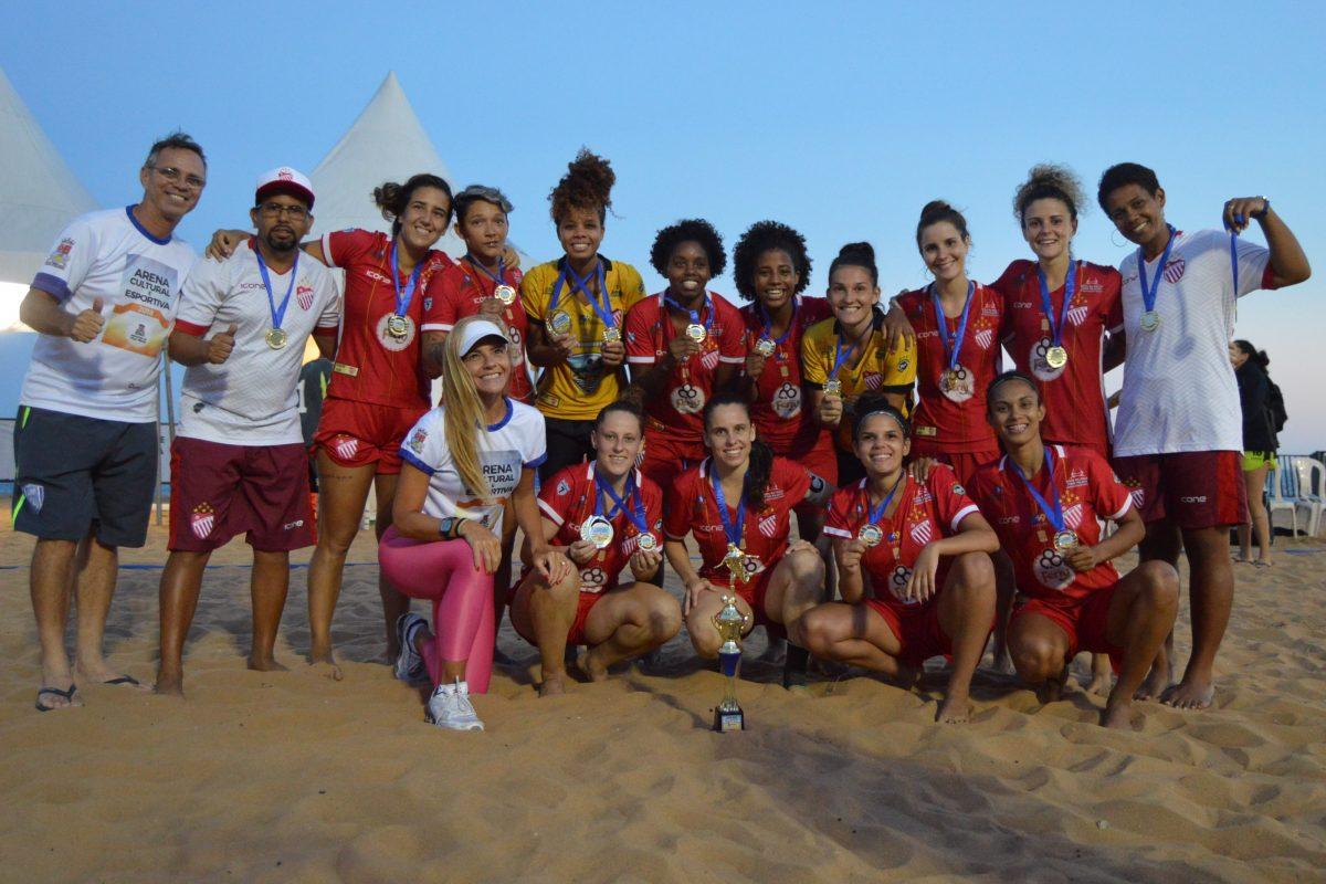 Vila Nova vence e conquista Copa Vila Velha Verão 2018
