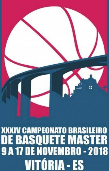 Vitória sedia Campeonato Brasileiro de Basquete Master a partir desta sexta