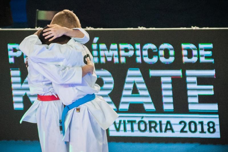 Pré-Olímpico de Karatê consagra atletas para seleção olímpica