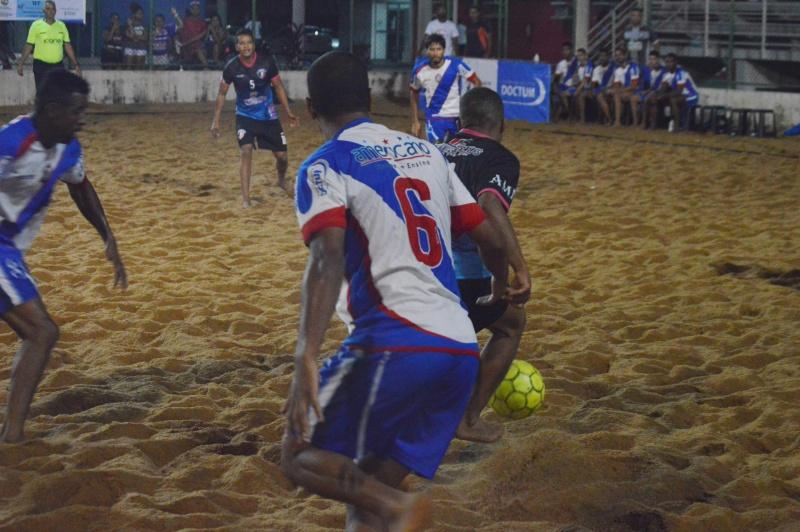 A penúltima rodada do Vitória Beach Soccer Cup sacramentou os dois  finalistas da competição. No jogo mais esperado da noite desta quinta (13) e46a98023318e