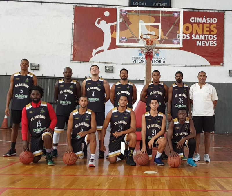 Semifinal do Torneio Capixaba de Basquete será neste domingo no DED