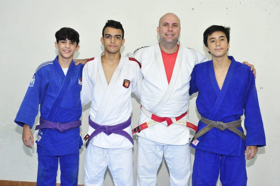 Judocas capixabas vão participar da 15ª Copa Minas de Judô