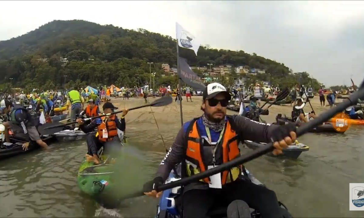 Agenda esportiva: pescaria com caiaque vai agitar a Curva da Jurema