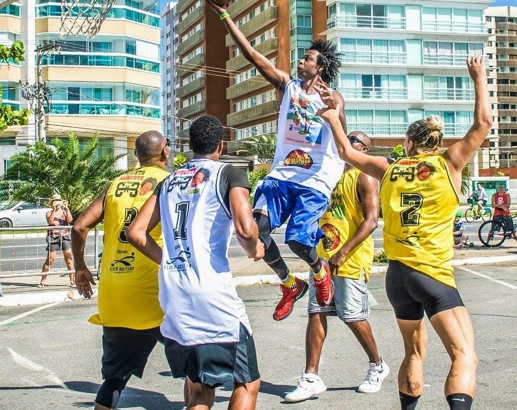 Agenda esportiva:  1º Torneio de Basquete 3×3 neste sábado (08)