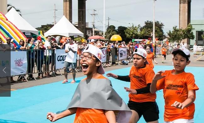 Maratoninha Capixaba vai agitar corredores mirins da capital neste domingo