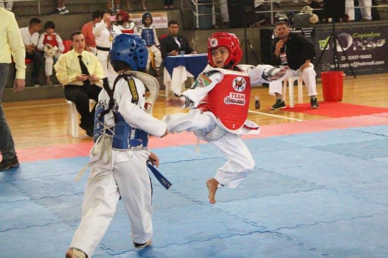 Vitória receberá Desafio Nacional de Taekwondo
