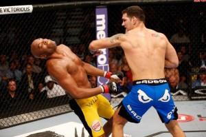 Como Anderson Silva pode perder a luta de hoje? - Tribo MMA