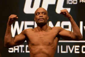 Anderson Silva volta ao UFC neste Sábado. - Tribo MMA