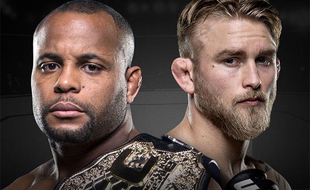 Hoje tem UFC com 2 lutassas!!! Johny Hendricks fora. Cormier X ...