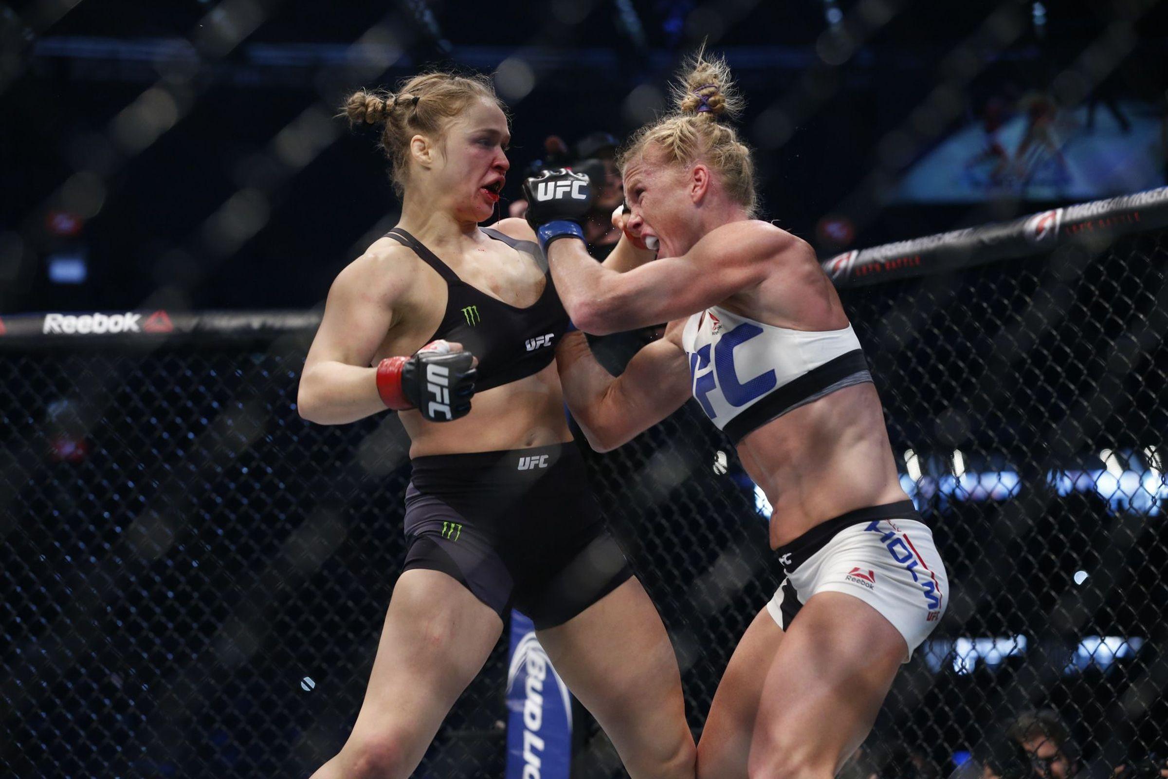Ronda, um nocaute de vendas! - Tribo MMA