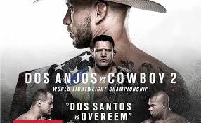 "UFC comete "" injustiça"" em poster . - Tribo MMA"
