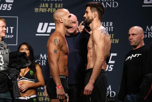 Hoje é dia de UFC! Lawler X Condit travam uma guerra pelo ...