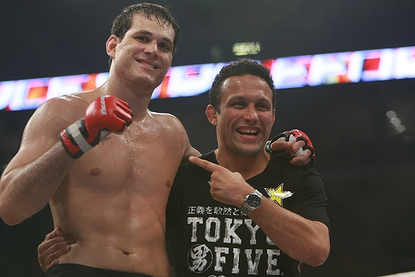 Amanhã: Roger Gracie disputa cinturão no Japão - Tribo MMA