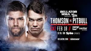 Hoje tem Fedor e Patricky Pitbull em ação no cage do Bellator. Veja card completo.