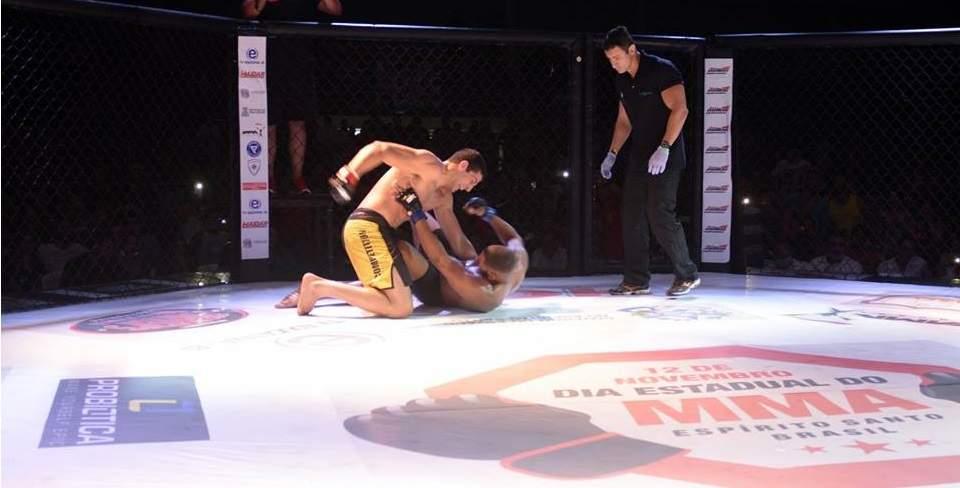 Cariacica recebe maior evento de MMA do Espírito Santo com duelos entre capixabas e mineiros