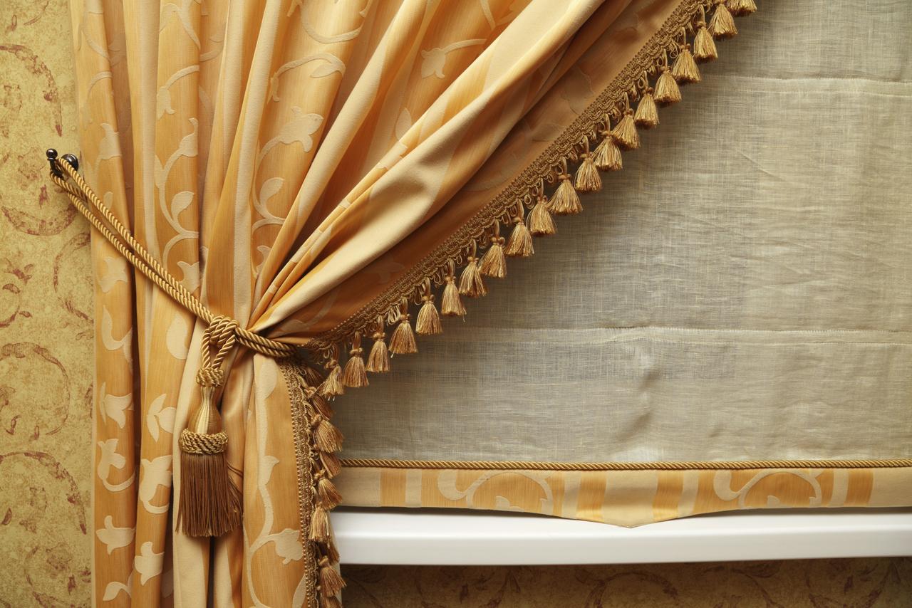 Cortinas um charme a parte na decora o for Modelos de cortinas