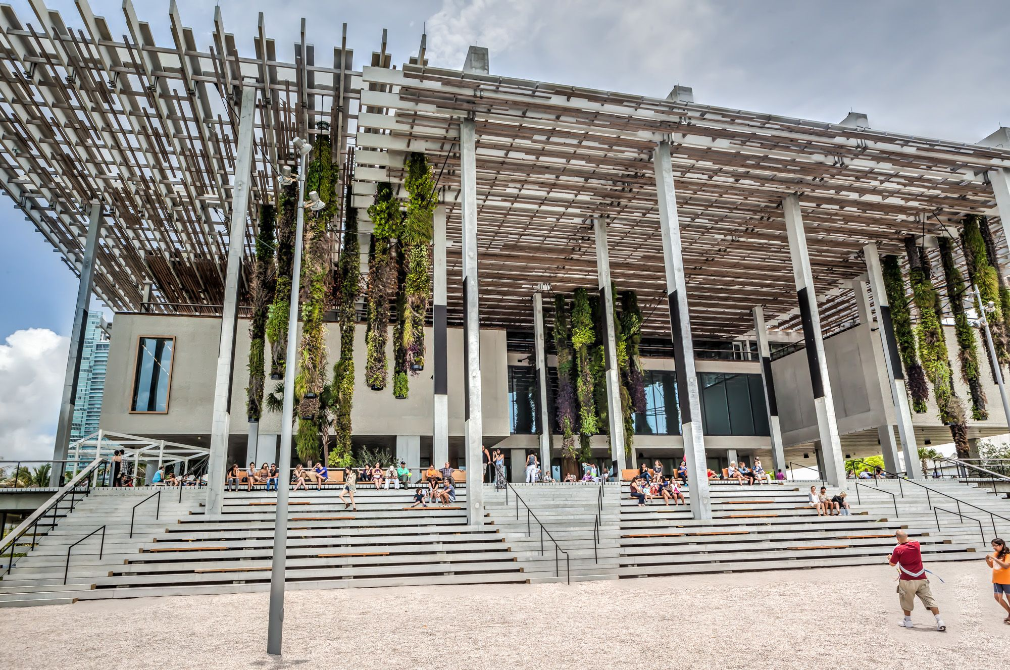 Arte contemporânea em Miami – Pérez Art Museum - Art Et Decor