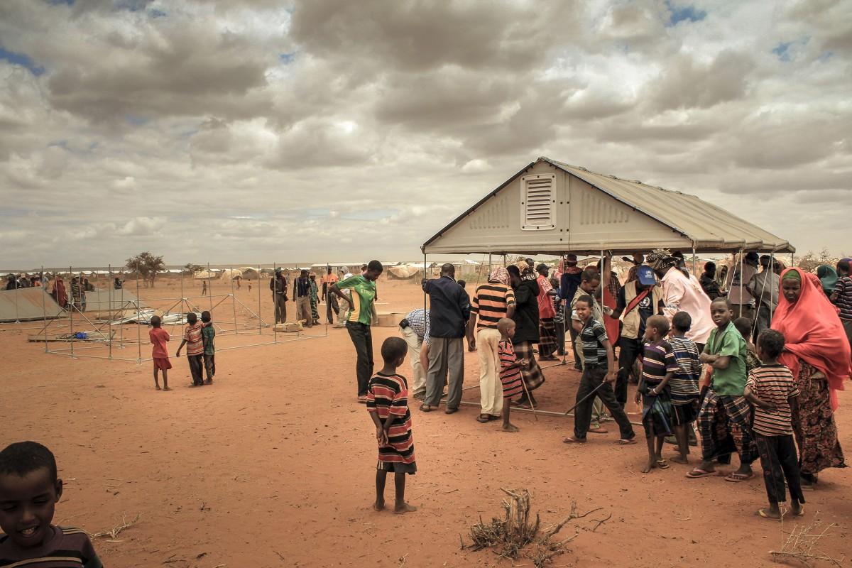 Abrigo para refugiados é vencedor de prêmio mundial de design