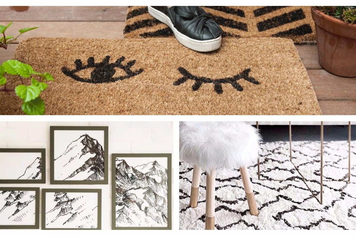 fa a voc mesmo 3 pe as para renovar a sua decora o com personalidade. Black Bedroom Furniture Sets. Home Design Ideas