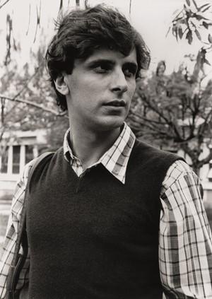 (1) Ronaldo, Professor da Ufes, em 1980