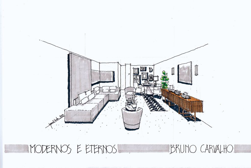 Design Weekend – Saccaro e Bruno Carvalho na mostra Modernos e Eternos