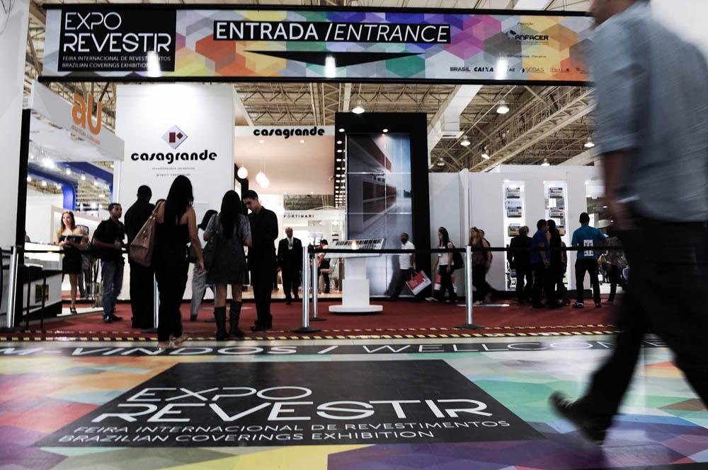 Expo Revestir 2018 – semana de arquitetura e decoração em SP