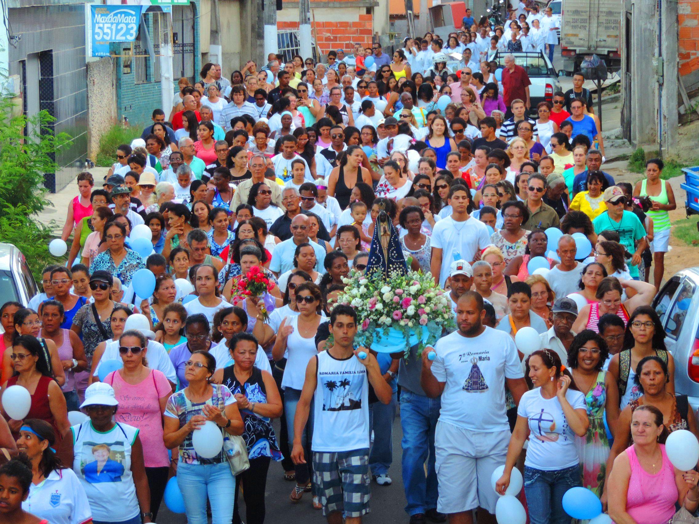 Festa De Nossa Senhora Aparecida: Festa Da Padroeira Da Comunidade Nossa Senhora Aparecida