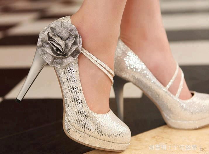 797e9018c Pastinha de Inspirações: Sapato da Noiva - E Viva Os Noivos