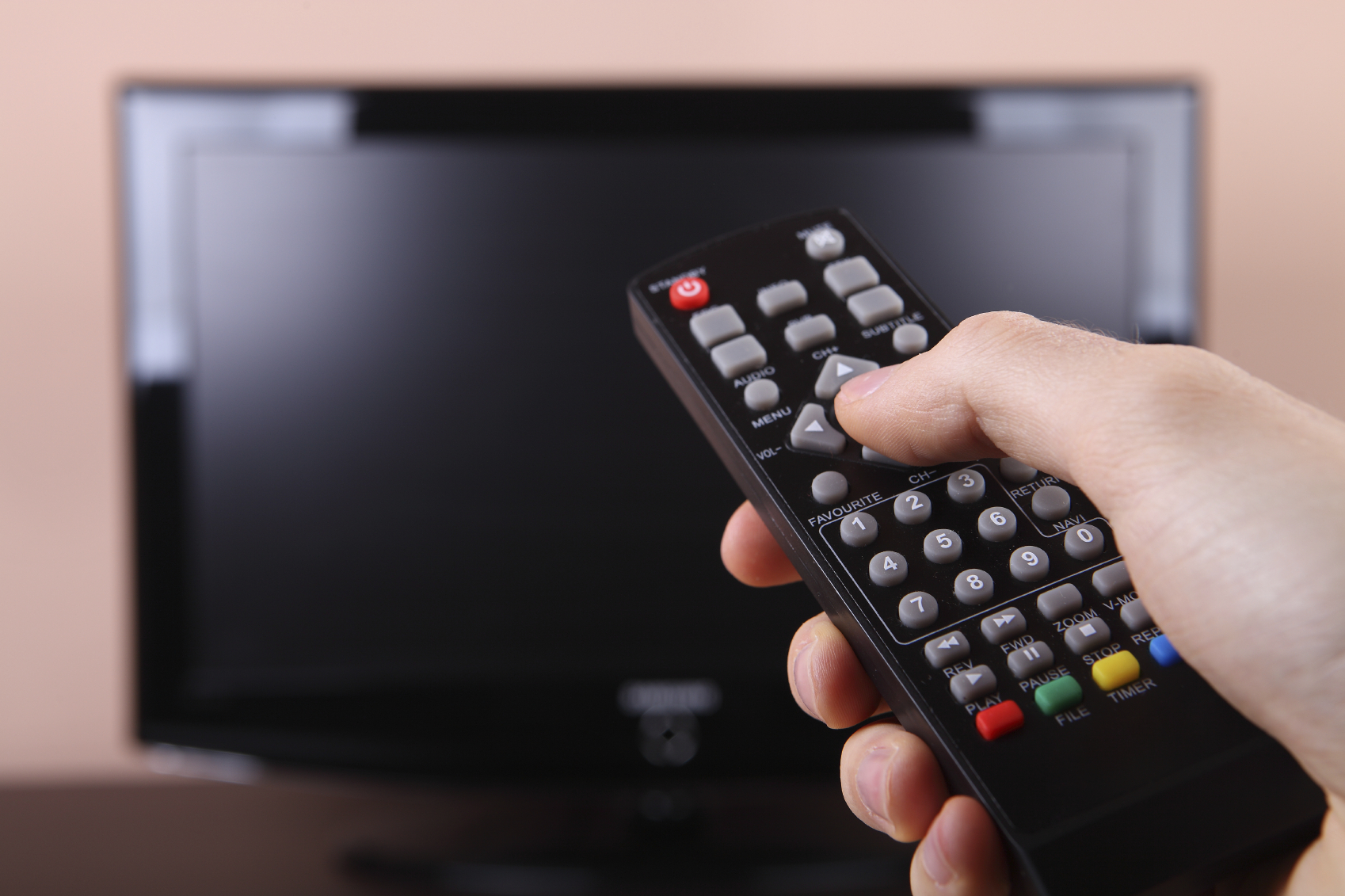 Electronic Tv Stand