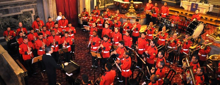 Marinha abre 36 vagas para sargentos músicos |